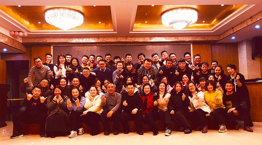 高凡企業服務新聞周年慶典